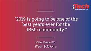IBM i predictions blog