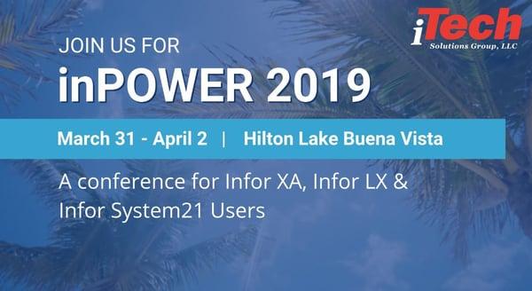 inPower 2019