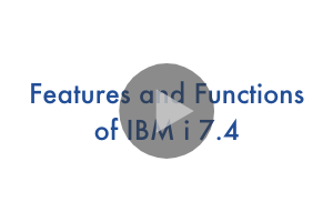 thumbnail_Features and Functions of IBM i 7.4