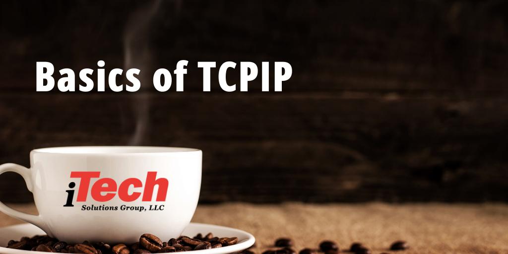 Copy of Basics of TCPIP