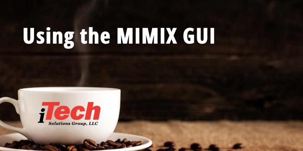 LP_ Assure Unified Interface for MIMIX-1