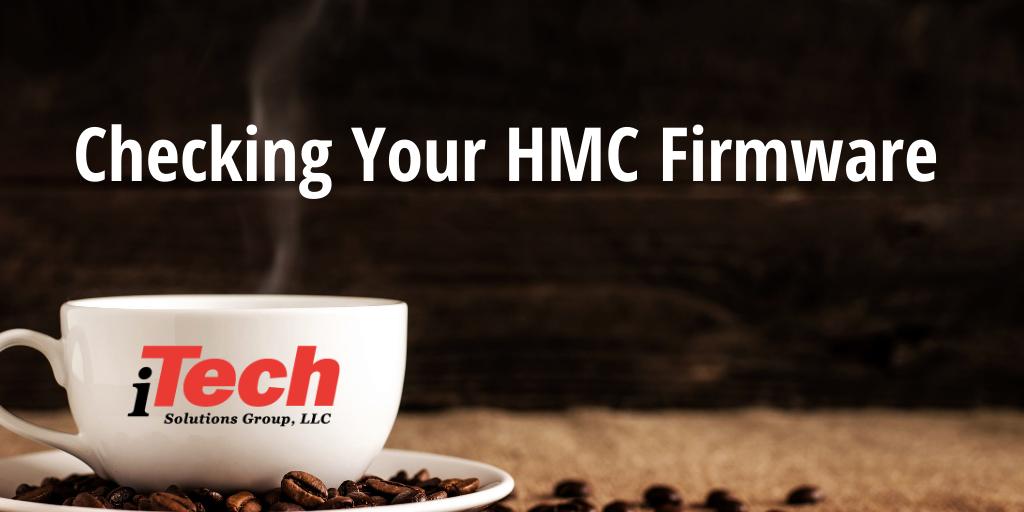 LP_ Checking Your HMC Firmware (1)