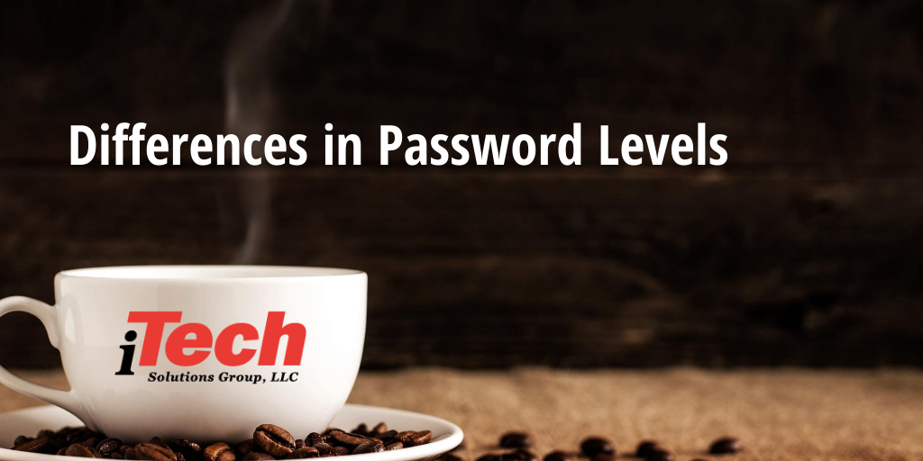 LP_Differences in Password Levels